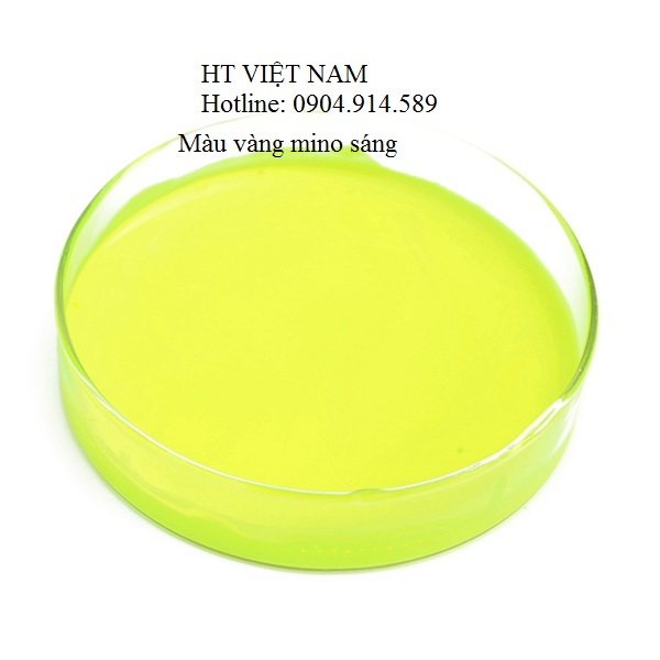 Pigment Fluo Lemon Yellow